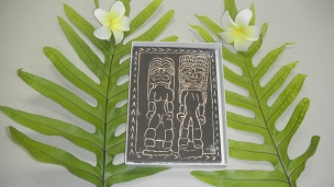 Cathy's Edible Art Tikis 12oz