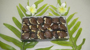 Milk Chocolate Macadamia Nut Honu 16oz
